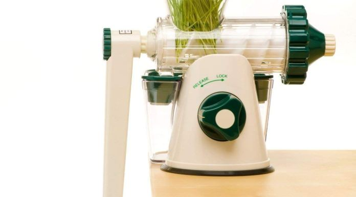 Lexen GP27 Manual Juicer