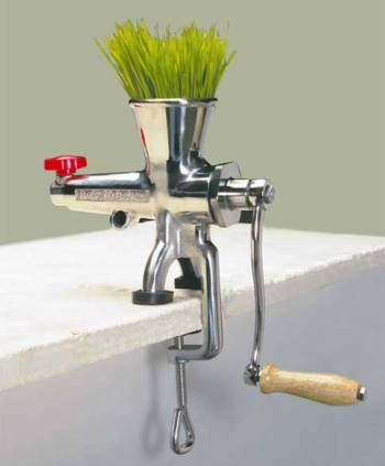 Miracle Stainless Steel Manual Juicer