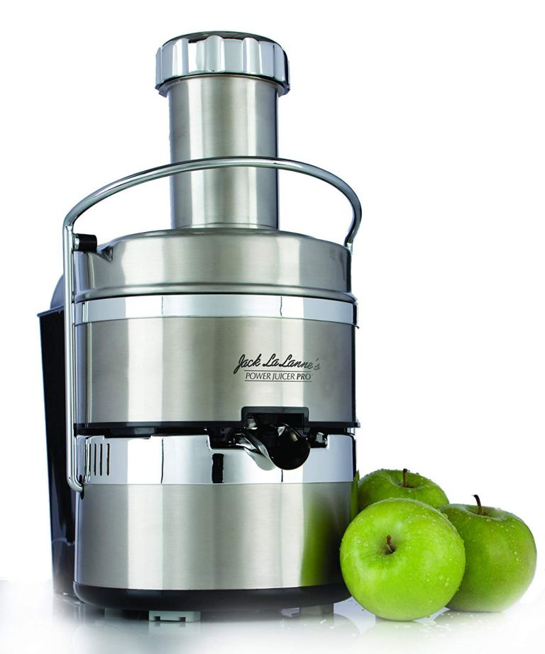 Jack LaLanne Power Juicer Pro Review – The Way To A Healthy Lifestyle