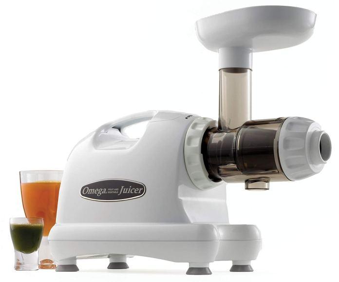 Omega J8004 Nutrition Center Masticating Juicer Review