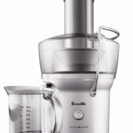 Breville BJE200XL Compact Juice Fountain 700-Watt Juice Extractor - Best Masticating Juicer - JuicerMag