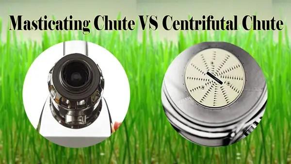 masticating chute vs centrifugal chute - best juicer for wheatgrass, Juicer Portal