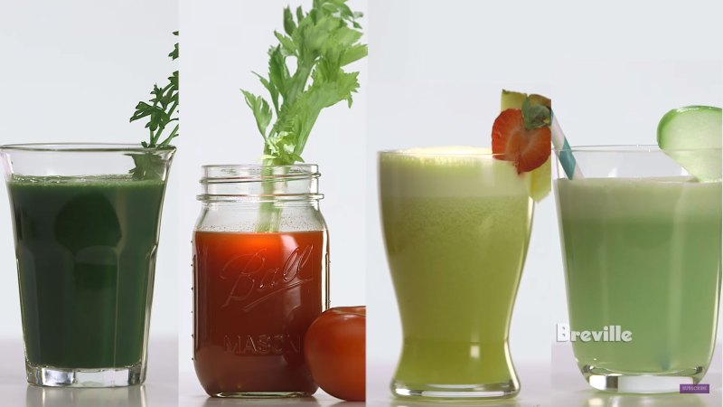 Juice Extracted from Breville BJE430SIL