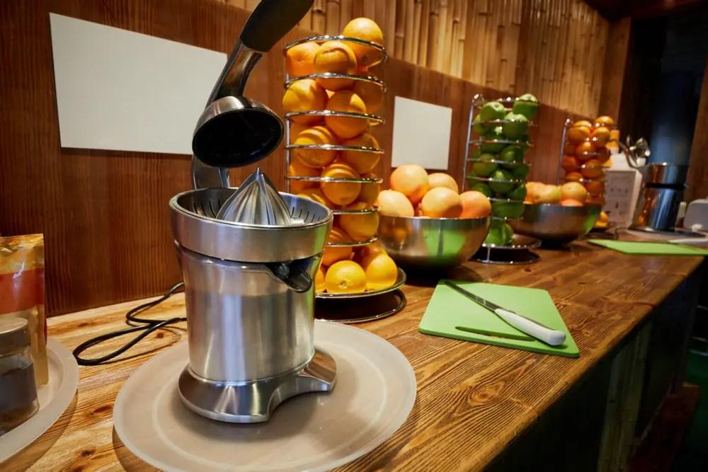 juicer to grind coffee beans