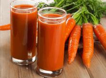 Drink Carrot Juice