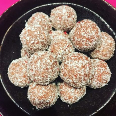 JUICY LUCY'S KITCHEN TRUFFLES