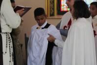 Cerimonial do Batismo 8