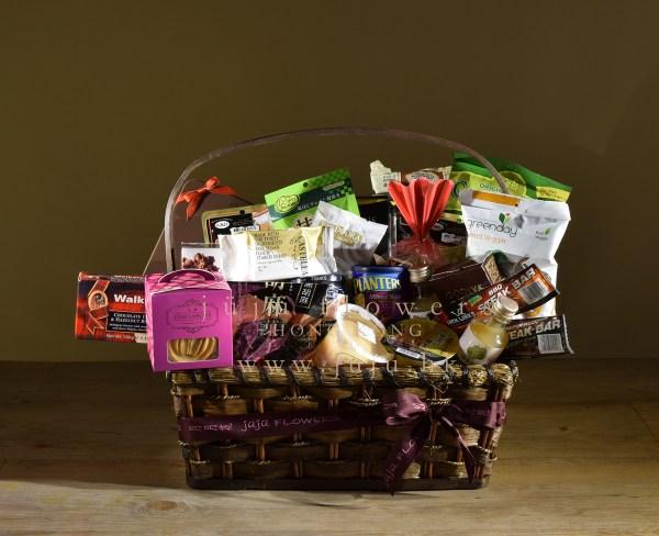08088 Snacks basket