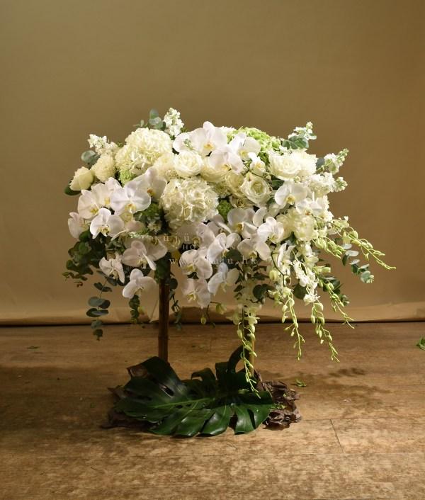 04012-low flower arrangement