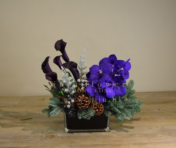 Purple ChristmasW