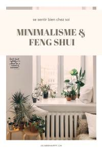 Comment se sentir bien chez soi ? Voici deux pistes pour faire de ton intérieur ton petit nid douillet: le minimalisme et le Feng Shui. Le secret réside dans la décoration.