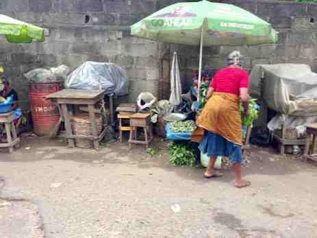 Street Market, Adebowale Ave, Maryland, Lagos State, Nigeria #JujuFilms