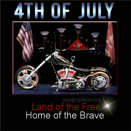 4th Of July Land Of The Free Home Of The Brave Graphics Quotes Comments Images Amp Greetings