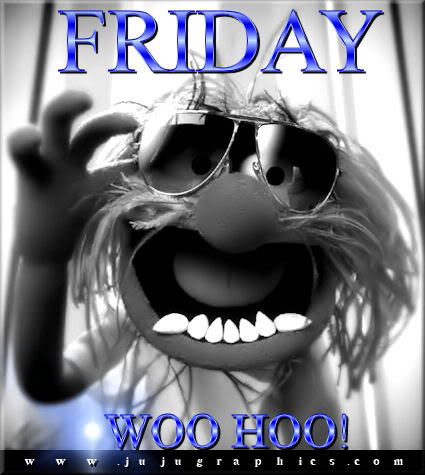 Friday Woo Hoo Graphics Quotes Comments Images