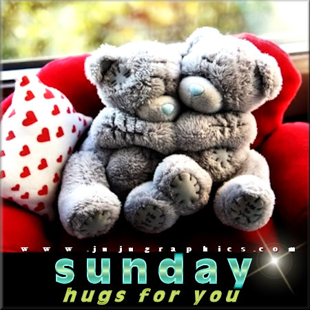Sunday Hugs For You 2 Graphics Quotes Comments Images