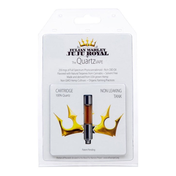 JuJu Royal CBD Cartridge