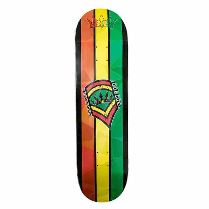 JuJu Royal Army Badge Skateboard