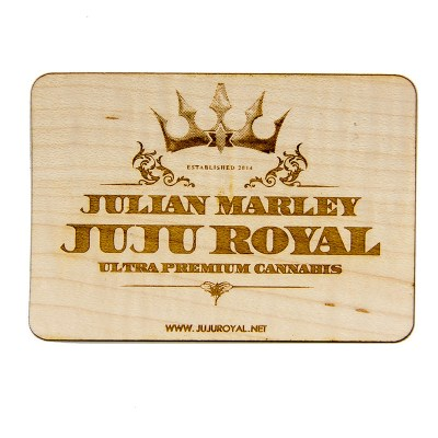 JuJu Royal Wood Sticker