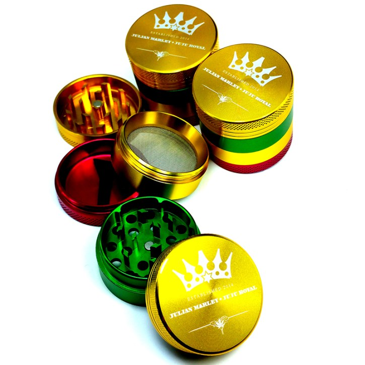 Rasta Pocket Grinder