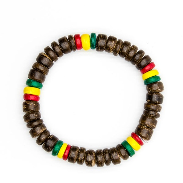 JuJu Royal Rasta Coco Bracelet