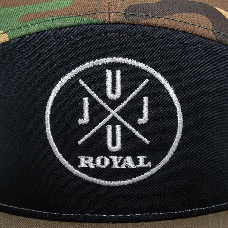 JuJu Royal Tri-Color Camo Hat