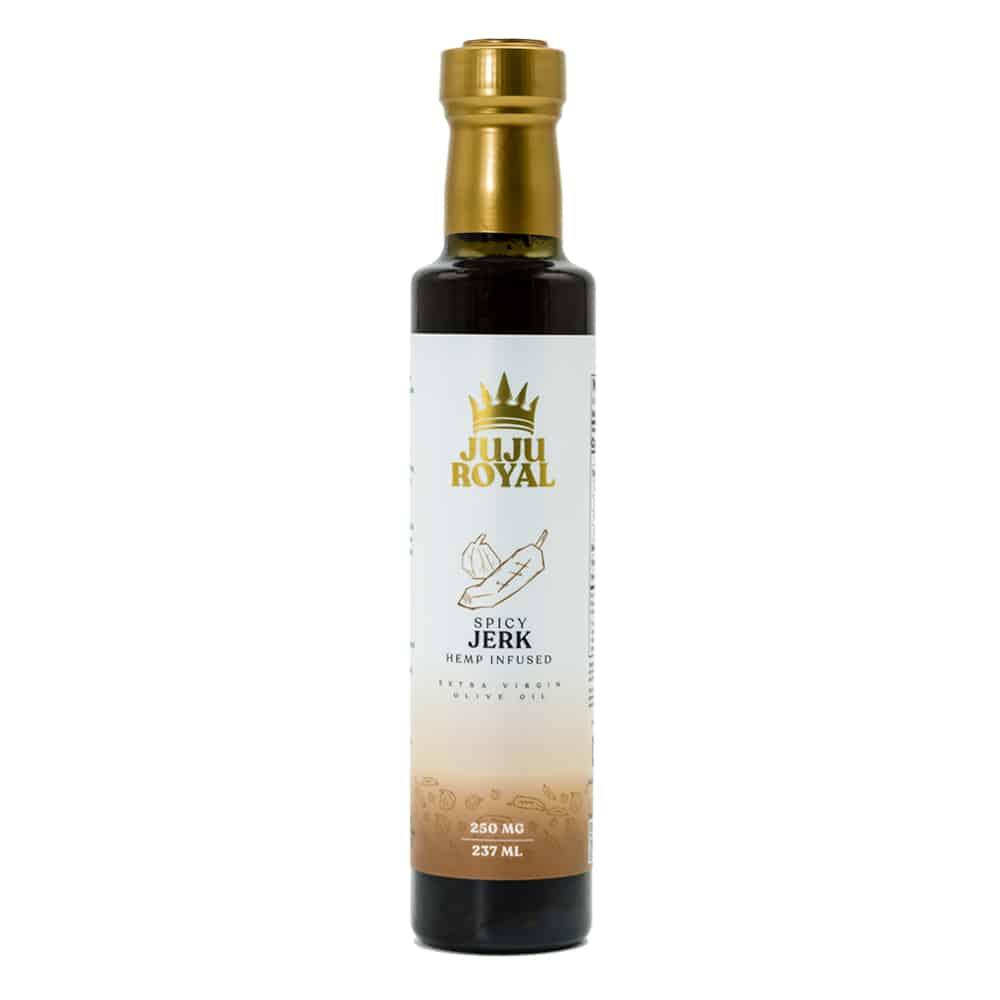 Julian Marley JuJu Royal Extra Virgin Olive Oil