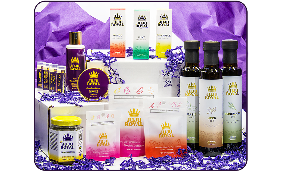 JuJu Royal Gift Boxes