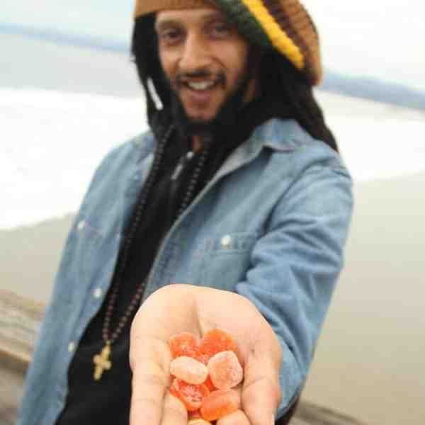 Julian Marley JuJu Royal Gummies