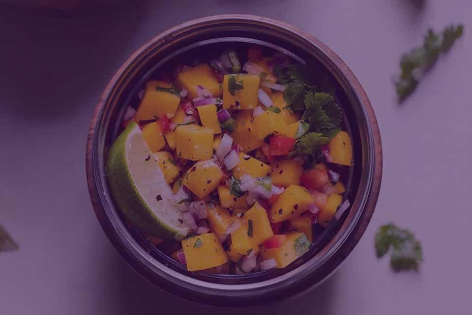 Mango Salad - Julian Marley JuJu Royal