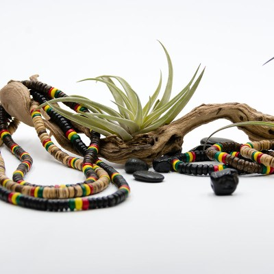 JuJu Royal Rasta Coco Jewelry Set