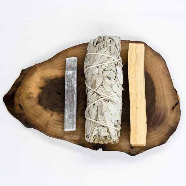 JuJu Royal Smudge Kit