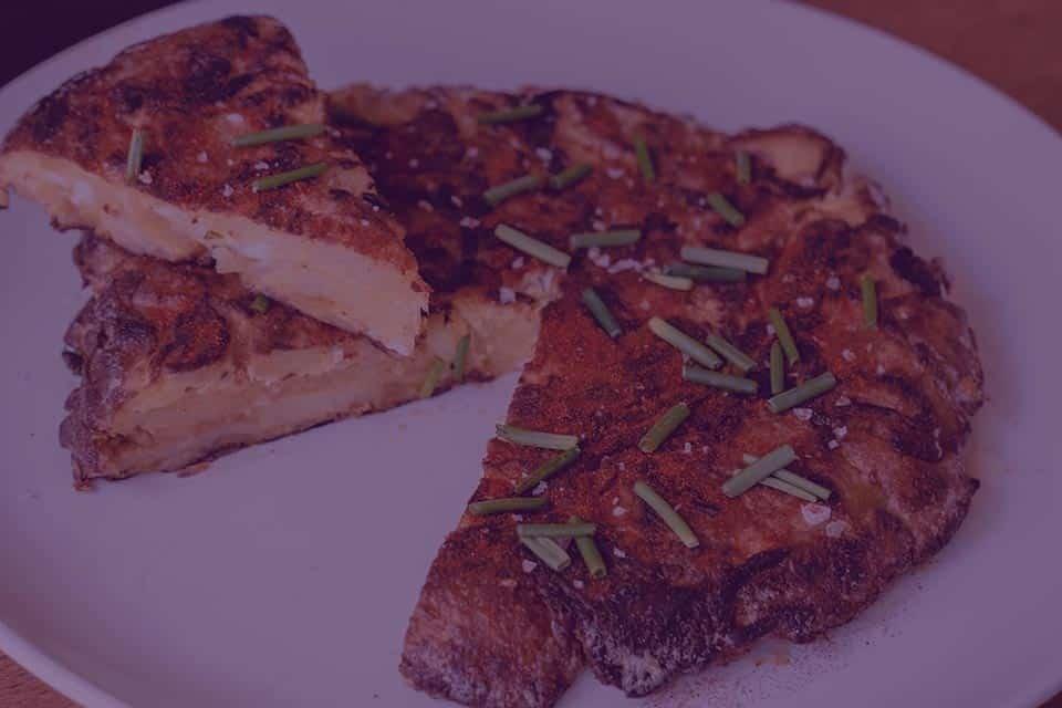 Spicy Garlic Tortilla - Julian Marley JuJu Royal