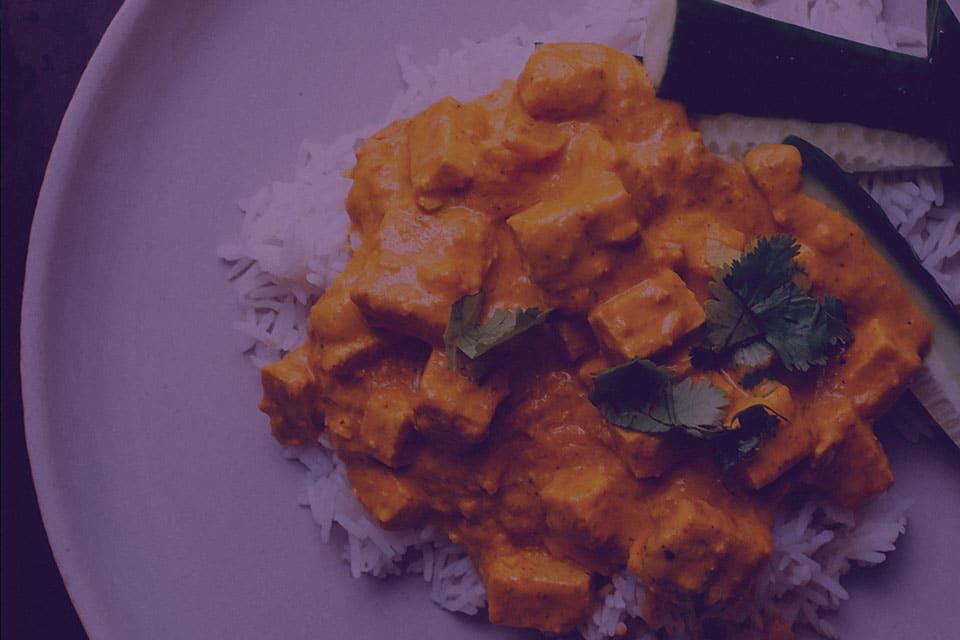 Spicy Jerk Vegan Curry - Julian Marley JuJu Royal