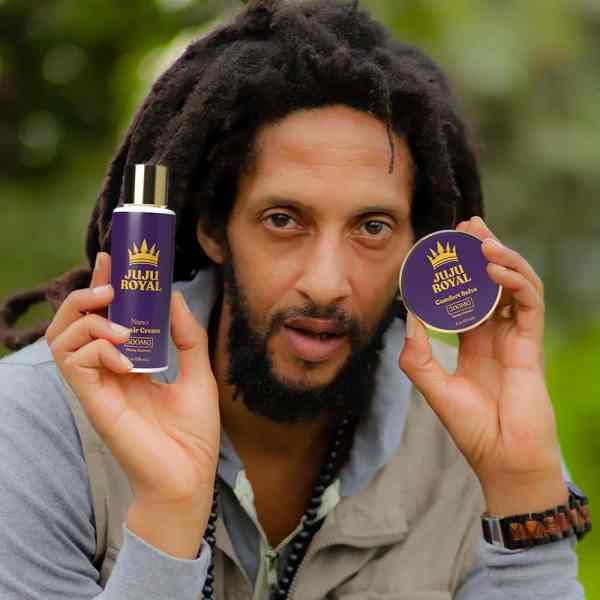 Julian Marley JuJu Royal Infused Products