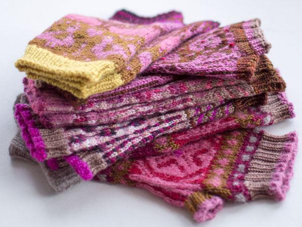 Yarnporium Workshop: Yarn and Colour for Fair Isle Knitting - JuJu ...