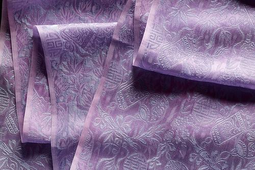 Vietnamese silk fabric