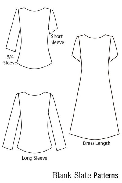 finding an a line t shirt dress pattern juju vail