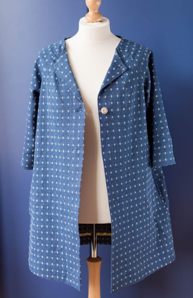 Denim Pilvi Coat jujuvail.com