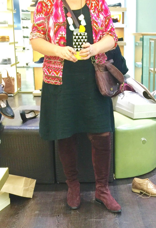 Over the Knee Boots from Clarkes