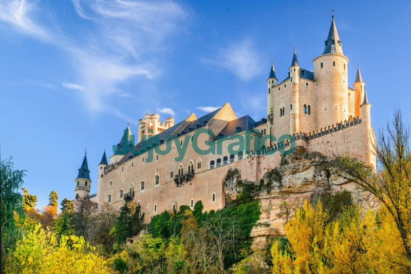 Alcazar de Segovia Espana