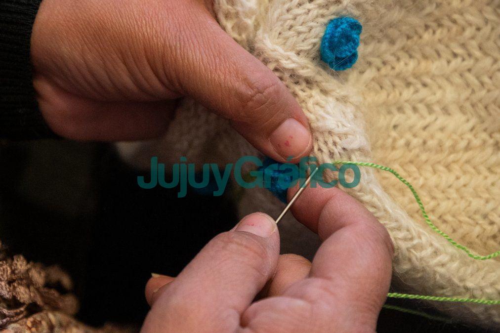 Fiscalizacion de artesanos en Yavi