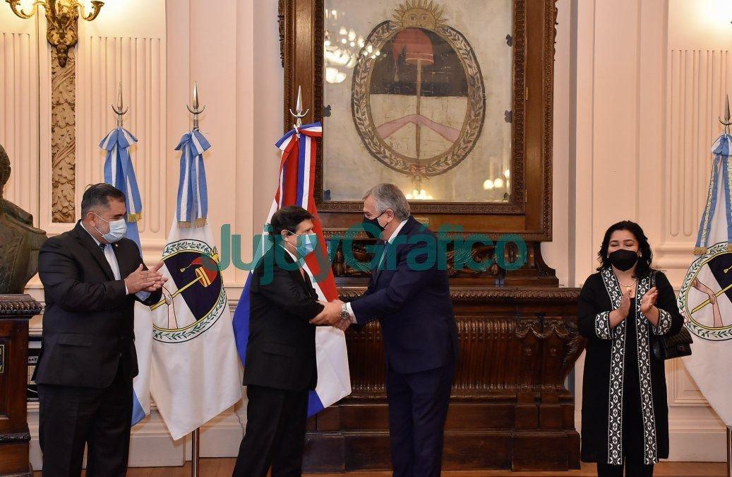 Jujuy y Paraguay definen agenda de intereses y estrategias comunes 2