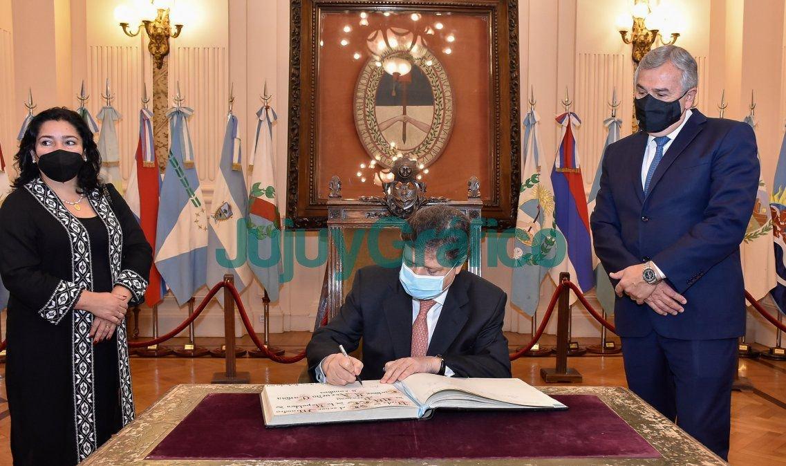 Jujuy y Paraguay definen agenda de intereses y estrategias comunes 3