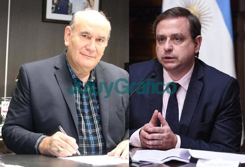 Ruben Rivarola vs Guillermo Snopek Montaje Via Pais