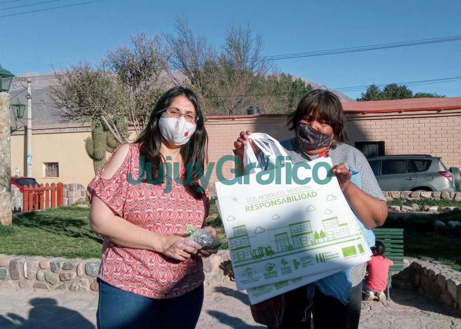 Actividades ambientales en la Quebrada de Humahuaca Uquia 1