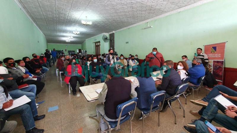 Mesa de trabajo para el desarrollo de proyectos sustentables en Yavi 2