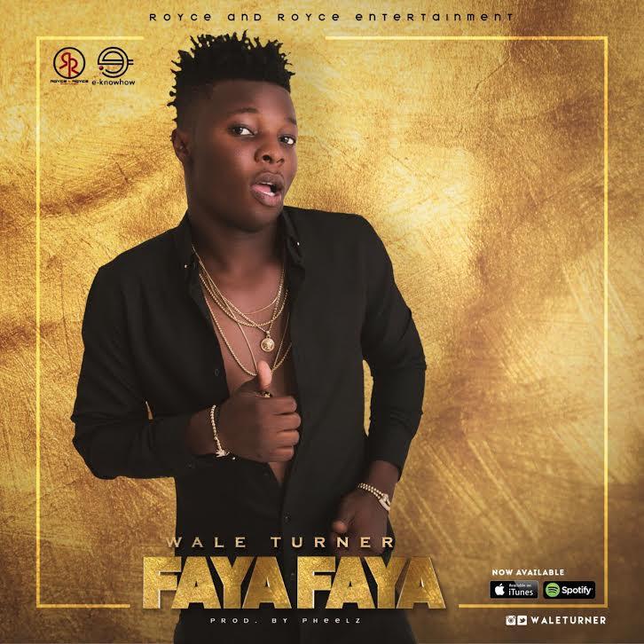 """JBAudio: Wale Turner – """"Faya Faya"""" (Prod. By Pheelz)"""