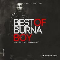 "DOWNLOAD: DJ Don - ""Best of Burna Boy Mixtape"""