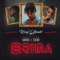 """JBAudio: KrizBeatz ft. Davido & Tekno - """"Erima"""""""