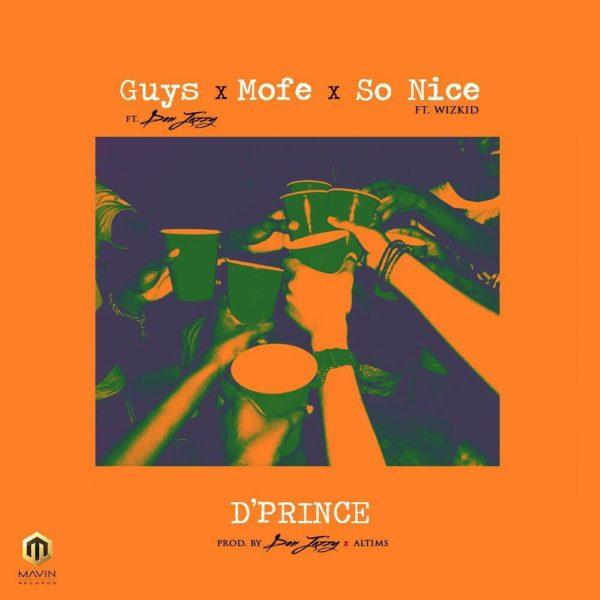 D'Prince - Mofe